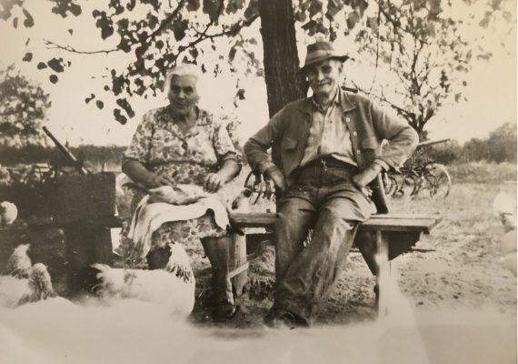 Photo ancienne de famille